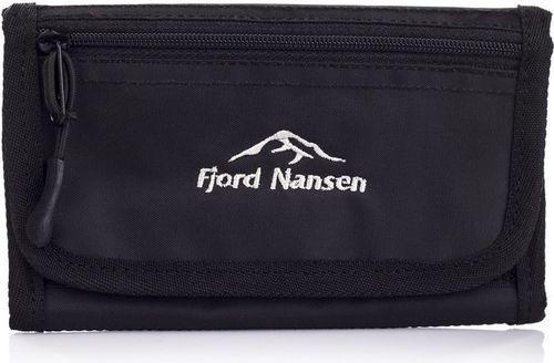 Fjord Nansen Portfel paszportówka Heroy czarny (329793)