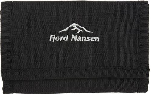 Fjord Nansen Portfel Vange czarny