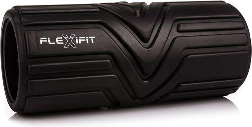FleXifit Wałek do masażu V-Roller Flexifit czarny roz. uniw
