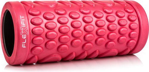 FleXifit Wałek do masażu Grid Flexifit różowy roz. uniw