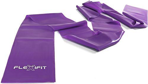 FleXifit Taśma treningowa Violet Flexifit   roz. uniw