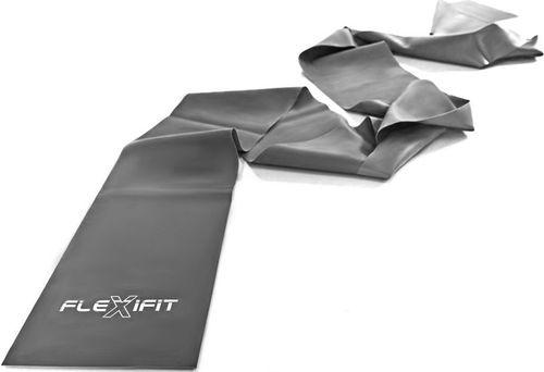 FleXifit Taśma treningowa Grey Flexifit   roz. uniw