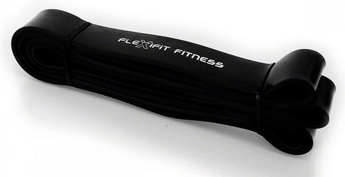 FleXifit Guma treningowa Power Band Black 32mm Flexifit Black roz. uniw