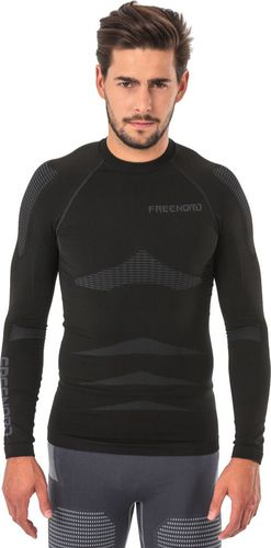 Freenord Koszulka męska EnergyTech EVO Black/Grey r. M (5902026419383)