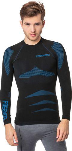 Freenord Koszulka męska EnergyTech EVO Freenord Black/Blue r. M