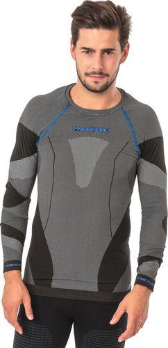 Freenord Koszulka męska DryTech Basic Freenord Black/Blue r. M