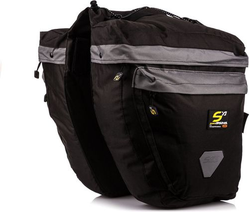 Sport Arsenal Sakwa rowerowa na bagażnik podwójna 460 Sport Arsenal  roz. uniw