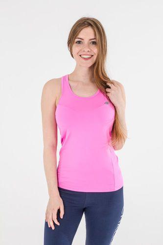 4f Koszulka damska H4L17-TSDF001 różowa r. L