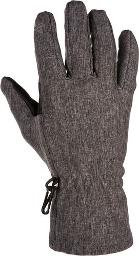 4f Rękawiczki damskie Touch Screen RED001 szare r. XL (C4Z15.RED001)