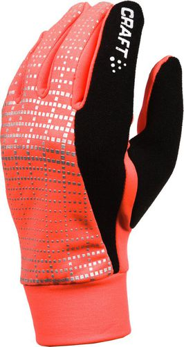 Craft Rękawiczki damskie Brilliant 2.0 Thermal Glove 1904311 Craft pomarańczowo-czarne r. S (1904311-2825)