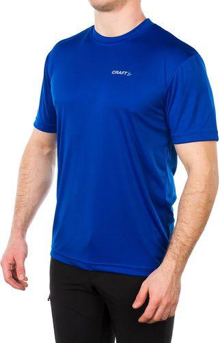 Craft Koszulka męska Prime Tee Craft niebieska r. XL (199205-1345)