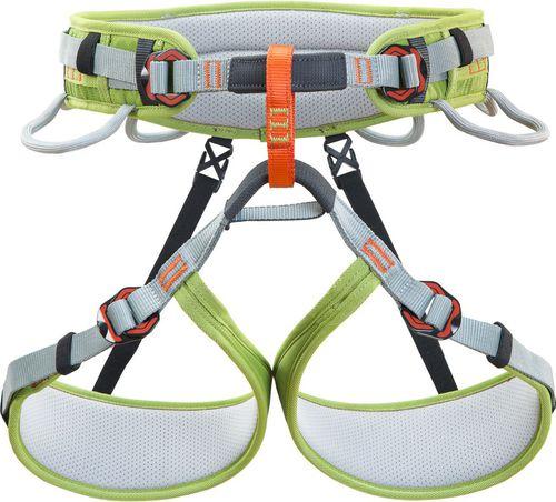 Climbing Technology Uprząż wspinaczkowa Ascent Climbing Technology zielony roz. XS/S