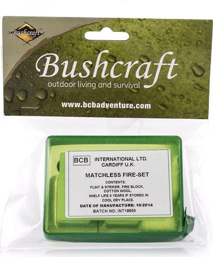 BCB Zestaw przetrwania Matchless Fire-Set BCB  roz. uniw (CN335)