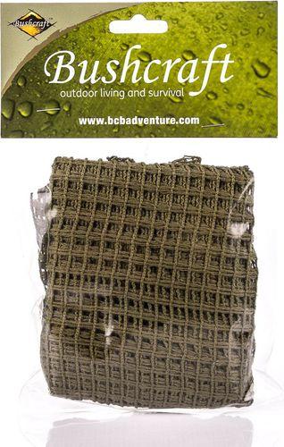 BCB Szal maskujący siatka Face Veil Scrim Scarf BCB Olive roz. uniw (CB1506BX)