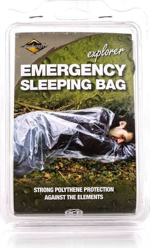 BCB Śpiwór survivalowy Emergency Sleeping Bag BCB  roz. uniw (CL520)