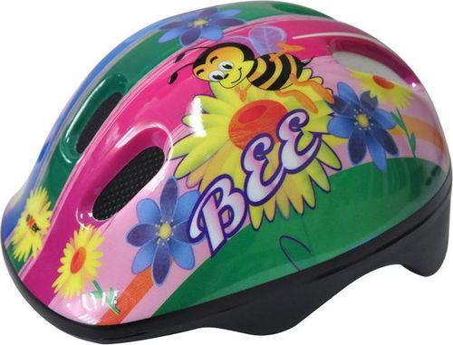 Axer Kask rowerowy dziecięcy Happy Pszczółka Axer Sport Happy Pszczółka roz. M