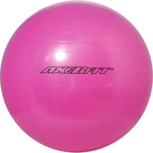 Axer Piłka gimnastyczna Standard 55cm Axer różowy roz. uniw (A1740)