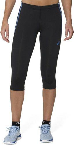 Asics Legginsy damskie Adrenaline Knee Tight Asics Jeans czarne r. S (1229730830)