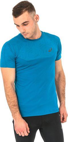 Asics Koszulka męska Ventilation Top niebieska r. XL (1416238154)