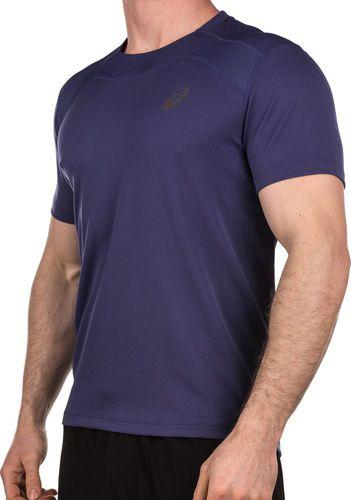 Asics Koszulka męska Race Top fioletowa r. XL (1299088133)