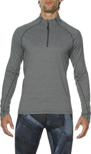 Asics Bluza męska Jersey Dark Grey Heather r. XXL (1321060773)