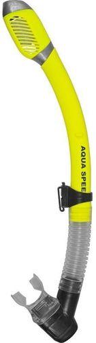 Aqua-Speed Fajka do nurkowania Nova Aqua-Speed żółty roz. uniw