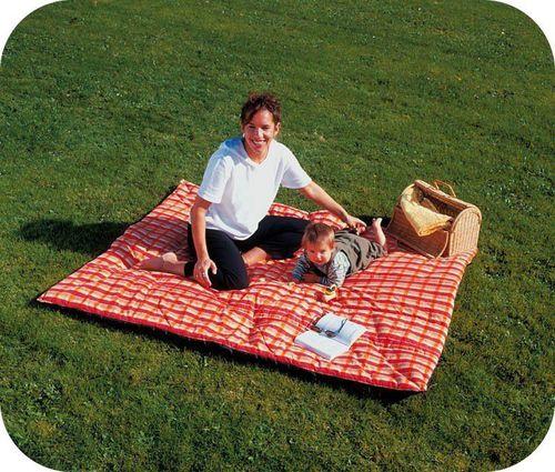 Amazonas Koc piknikowy Molly Amazonas Red/Yellow roz. uniw (AZ-5050100)