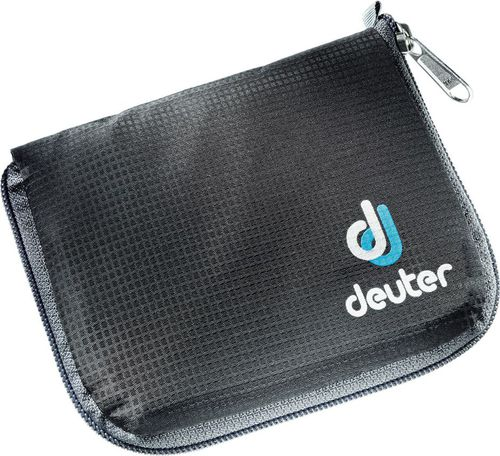 Deuter Portfel Zip Wallet Bag Deuter Black roz. uniw (3942516-7000)