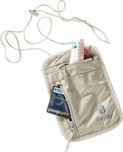 Deuter Saszetka Security Wallet I  Sand  (3942016-6010)