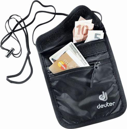 Deuter Saszetka Security Wallet II  Black(3942116-7000)