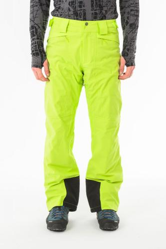 Salomon Spodnie męskie Icemania Motion Fit Acid Lime r. XL (397344)