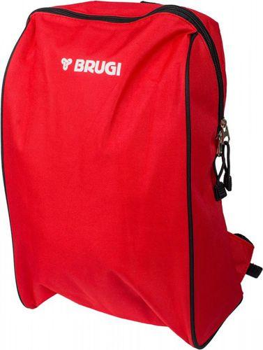 Brugi Plecak sportowy Z41U-749 10L czerwony