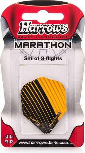 Harrows Piórka do dart 3szt. Marathon Harrows  roz. uniw (001170)