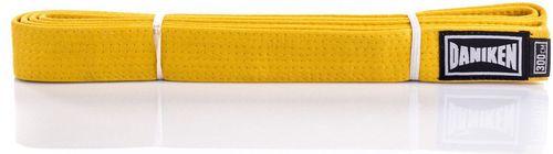 Daniken Pas do kimona Standard Daniken żółty roz. 280 cm