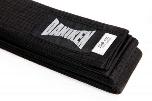 Daniken Pas do kimona Master Daniken  czarny r. 280 cm