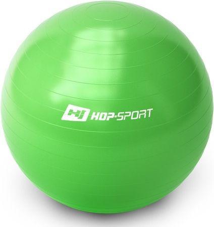 Hop-Sport Piłka gimnastyczna Gym Ball 65cm Hop-Sport zielony roz. uniw