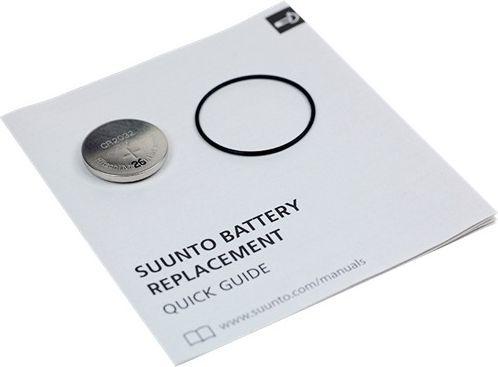 Suunto Bateria CR2032 do zegarków Elementum Battery Kit Suunto  roz. uniw (SS014819000)