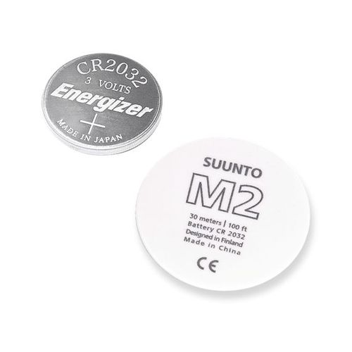 Suunto Bateria CR2032 do zegarków M2 White Replacement Kit Suunto  roz. uniw (SS016613000)
