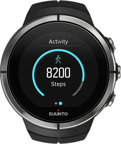 Suunto Zegarek sportowy outdoor GPS Spartan Ultra Suunto Black roz. uniw (SS022659000)