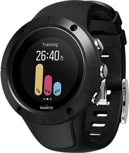 Suunto Zegarek sportowy GPS Spartan Trainer Wrist HR Black (SS022668000)