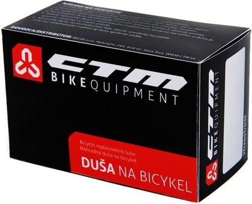 CTM Dętka rowerowa 28x1/4 AV 40mm CTM  roz. uniw (165.75)