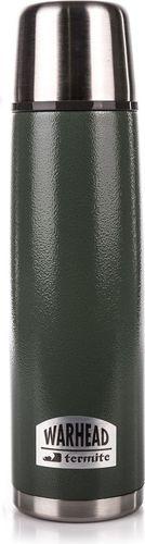 Termite Termos stalowy próżniowy Warhead 1L Vacuum Bottle Termite Green roz. uniw (280681)