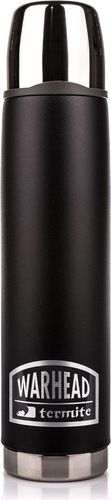 Termite Termos stalowy próżniowy Warhead 0,7L Vacuum Bottle Termite Black roz. uniw