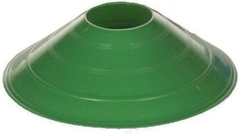 Interplastic Pachołek treningowy 6cm Interplastic zielony roz. uniw (16 001 0025)