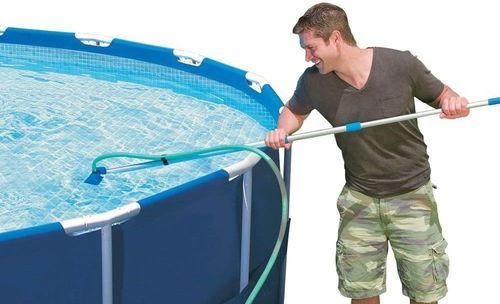 Intex Zestaw czyszczący do basenów 28002 Intex  roz. uniw (28002)