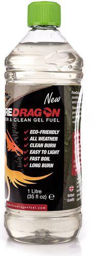 BCB Paliwo w żelu Fire Dragon Green&Clean Gel Fuel 1L BCB  roz. uniw (CN336D)