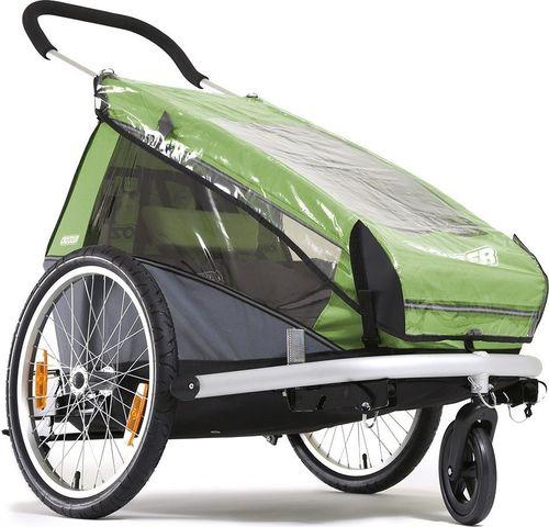Croozer Osłona przeciwdeszczowa do przyczepek - wózków Rain Cover Croozer  roz. uniw (122002314)