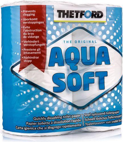Thetford Papier do toalet turystycznych 4szt. Thetford  roz. uniw (071054)