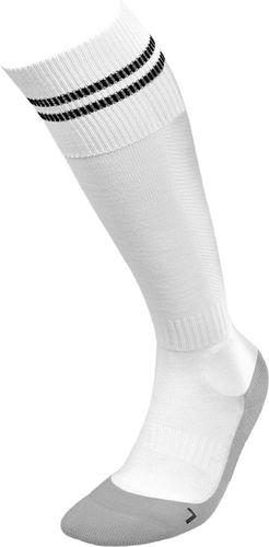 JJW Getry piłkarskie Football Deodorant Silver biało-czarne r. 38-40