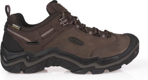 Keen Buty męskie Wanderer WP European Made Cascade Brown/Dark Earth r. 40.5 (115594)